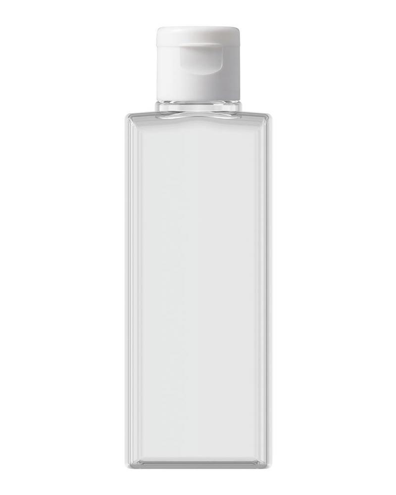 Rectangular Bottle 50ml 3