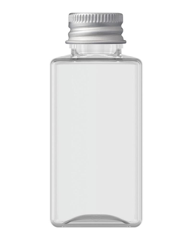 Square Bottle 58ml 6
