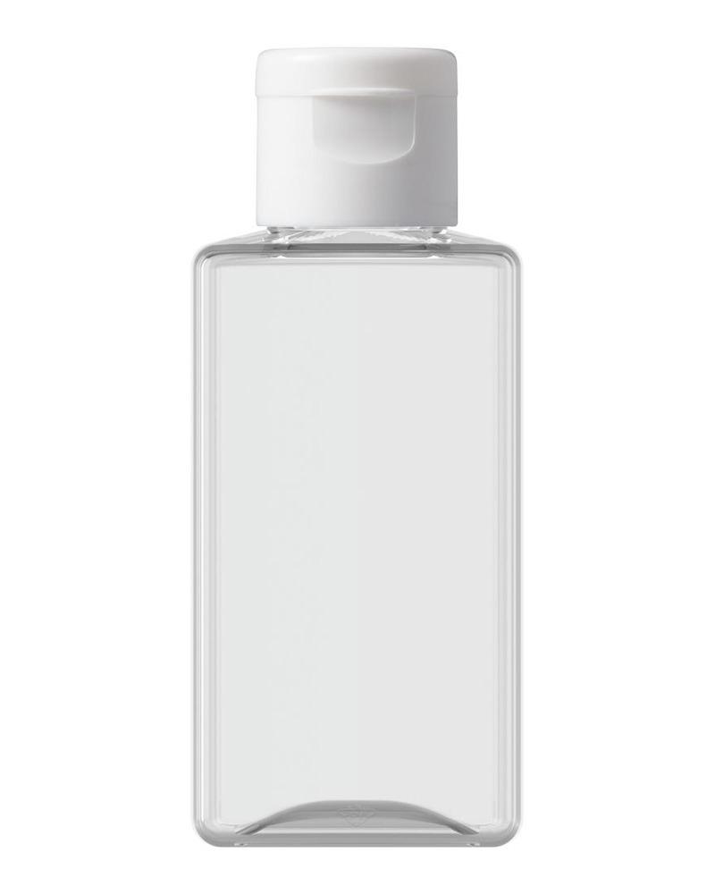 Square Bottle 58ml 3