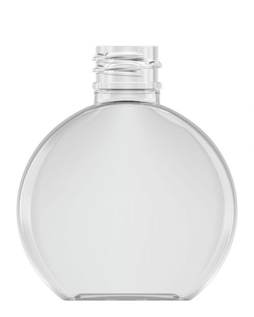 Flat Round Bottle 68ml