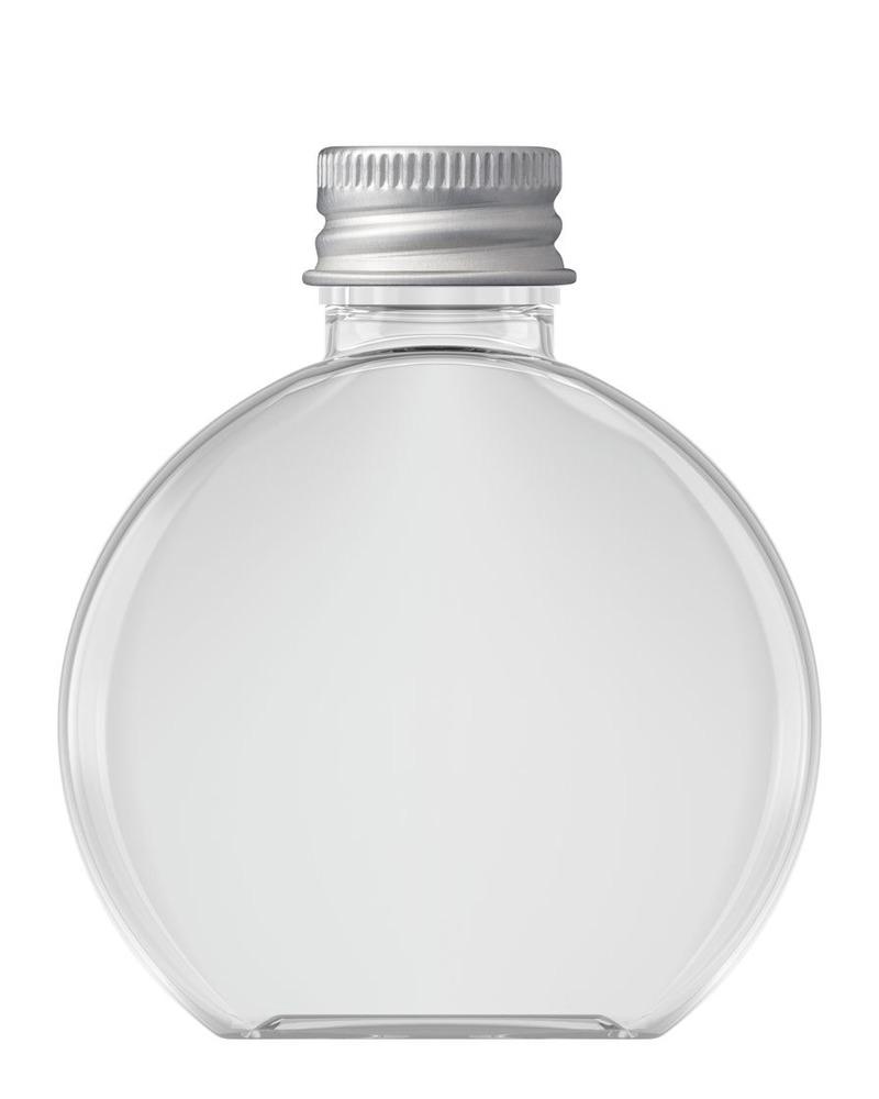 Flat Round Bottle 68ml 6