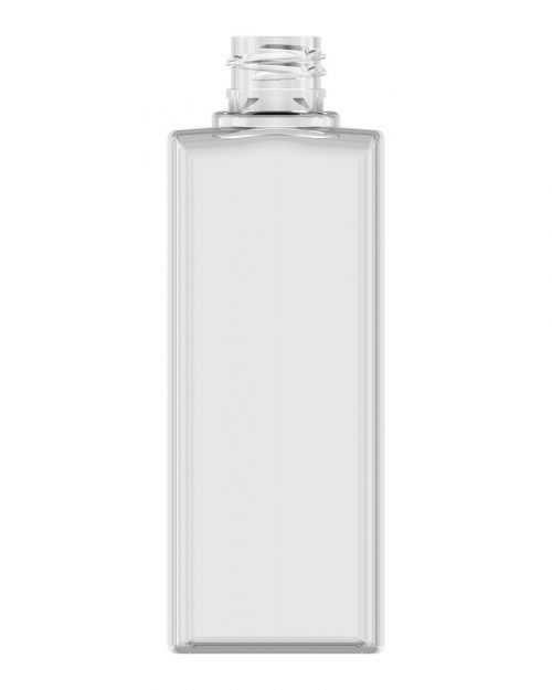 Rectangular Bottle 100ml