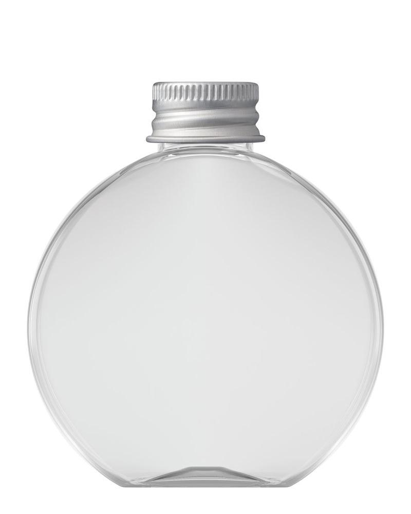 Flat Round Bottle 100ml 6