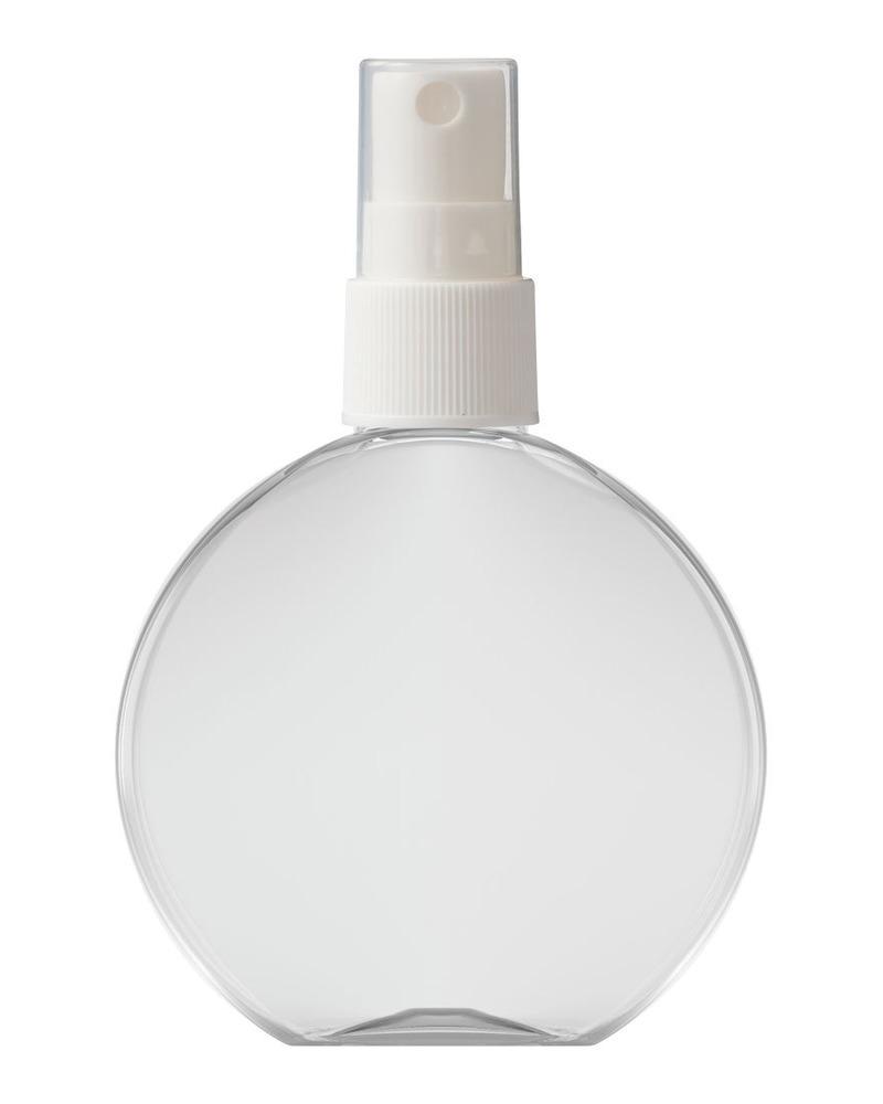 Flat Round Bottle 100ml 3
