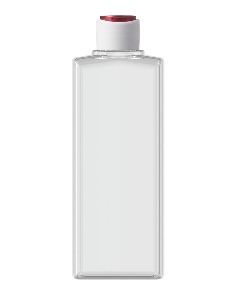 Rectangular Bottle 200ml 4