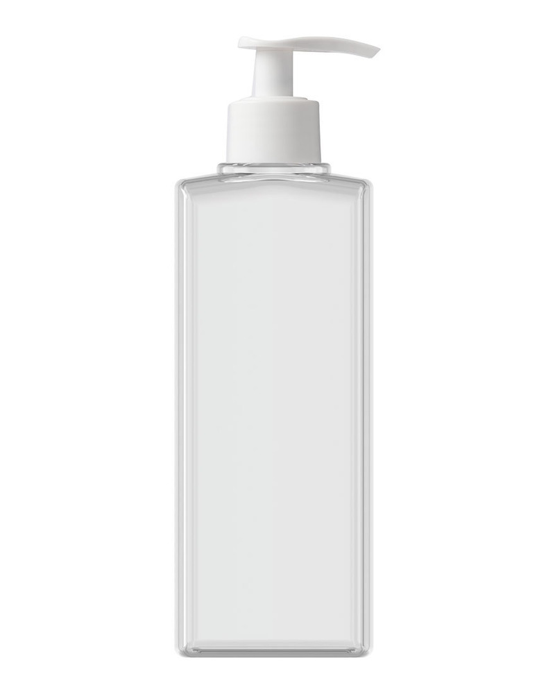 Rectangular Bottle 200ml 3
