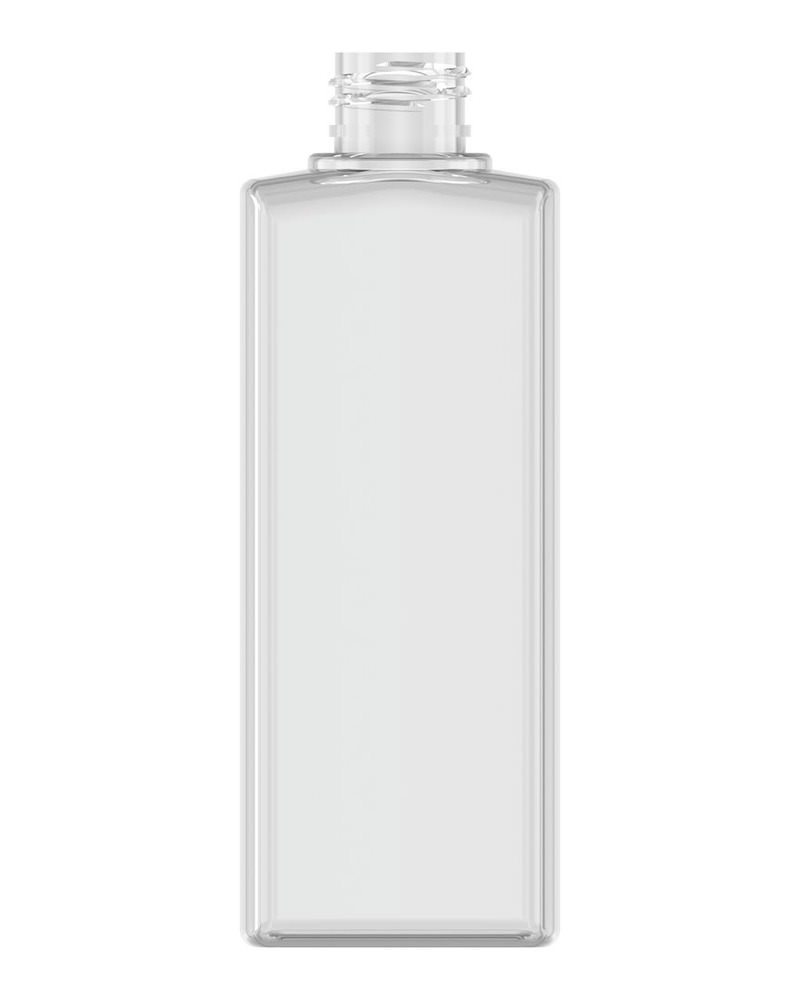 Rectangular Bottle 200ml 1