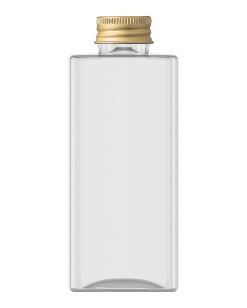 Square Bottle 206ml 4
