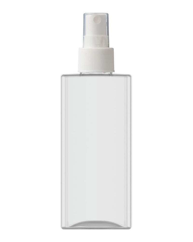 Square Bottle 206ml 2