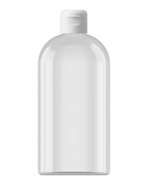 Oblong Oval 500ml