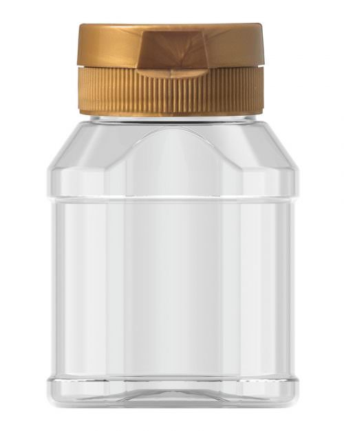 Euro Spice Jar 100ml