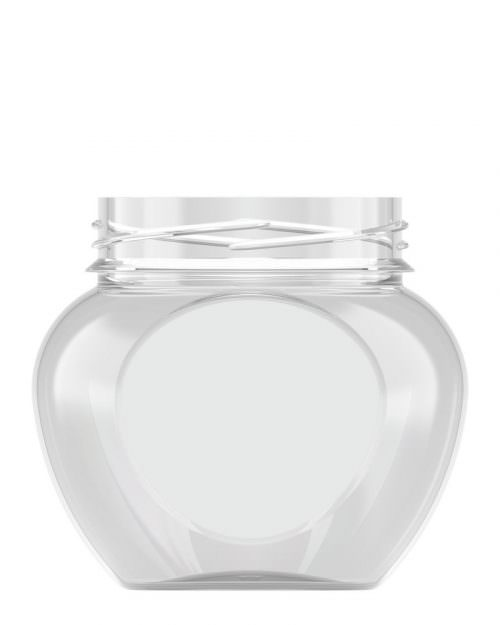 Heart Shaped Jar 220ml
