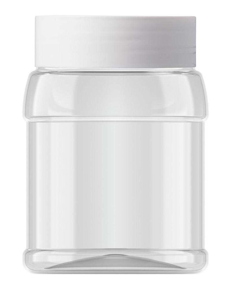 Round Jar 300ml 6