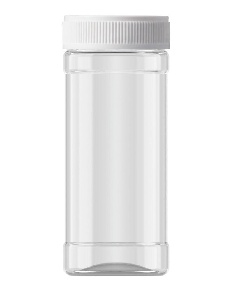 Cylindrical Jar 380ml  4