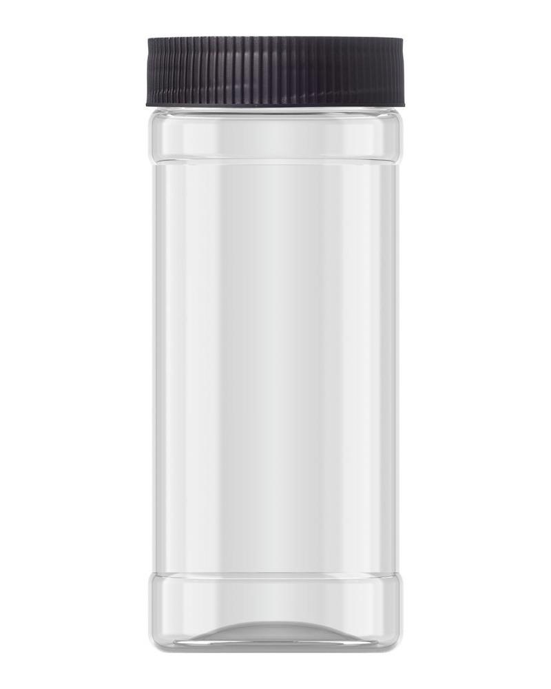 Cylindrical Jar 380ml  3