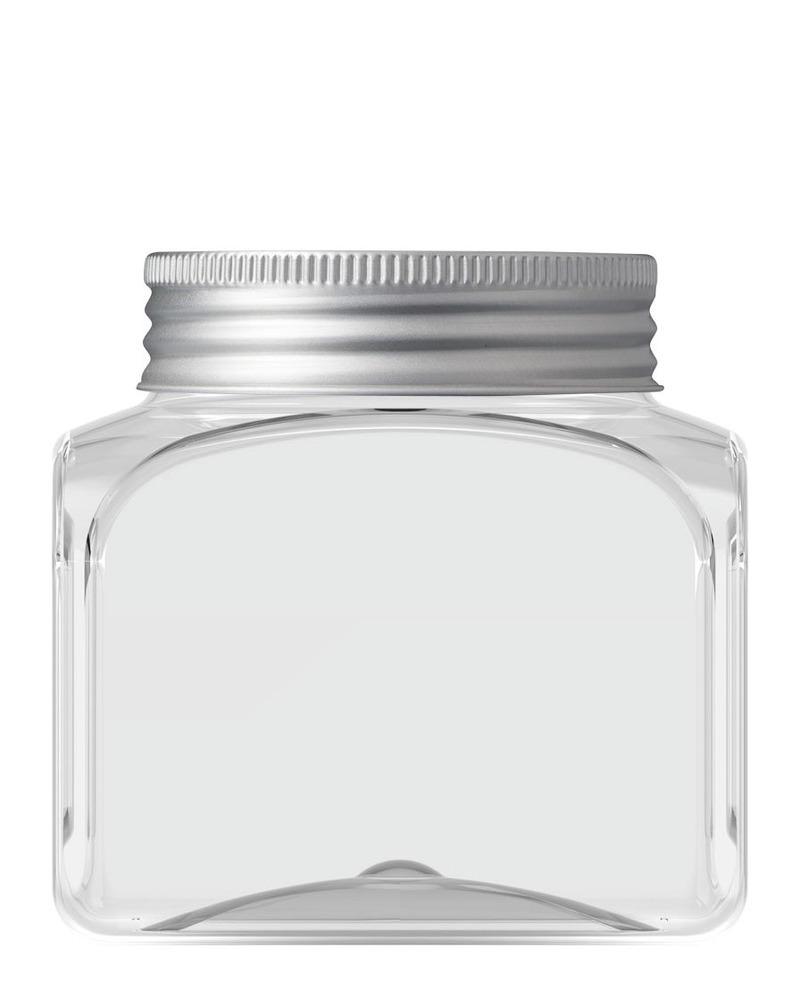 Rectangular Jar 390ml 4