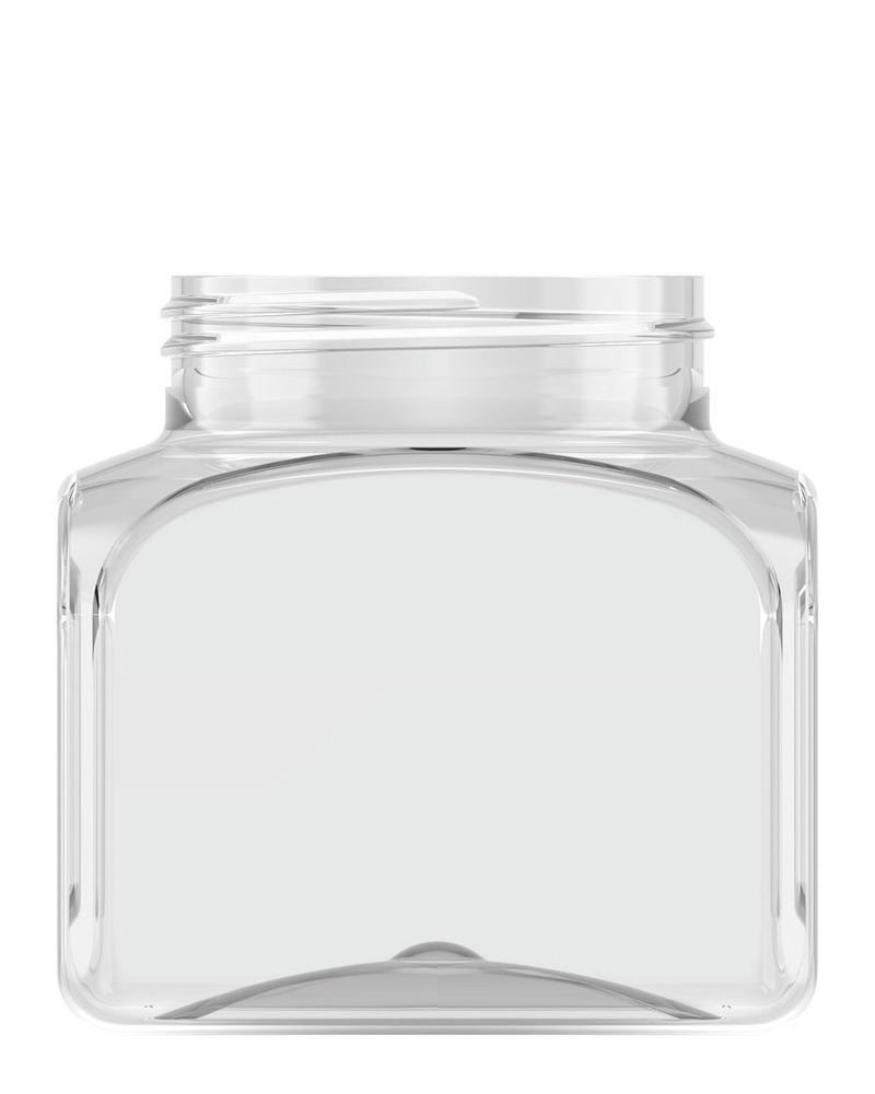 Rectangular Jar 390ml 1