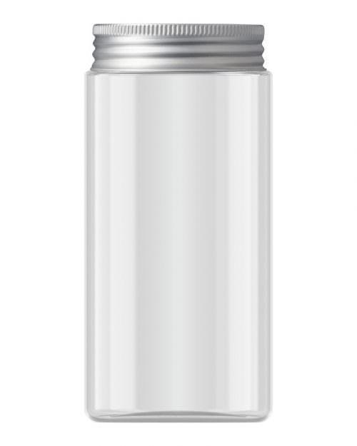 Round Jar 400ml