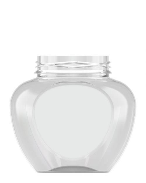 Heart Shaped Jar 420ml