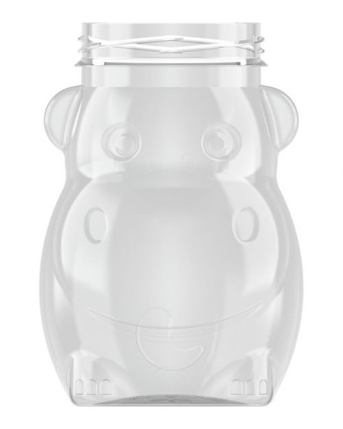 Smiling Hippo 500ml