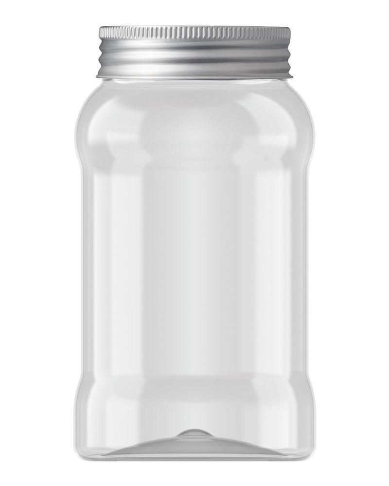 Round Jar 500ml 2