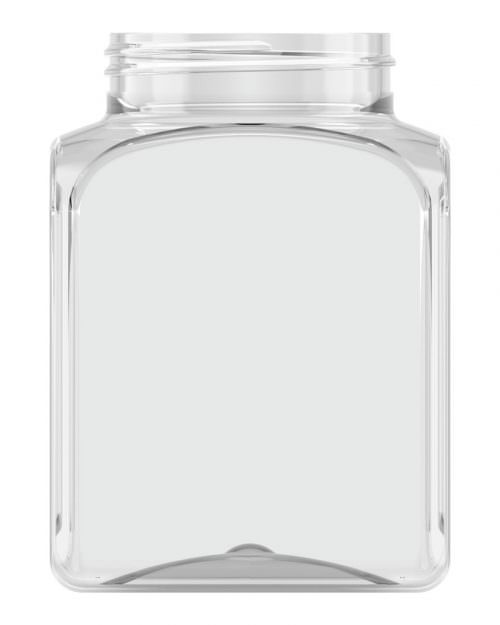 Rectangular Jar 500ml