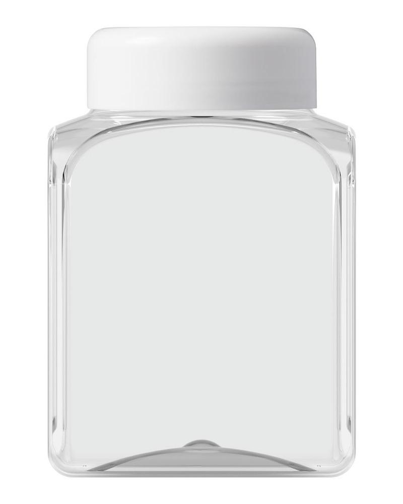 Rectangular Jar 500ml 6