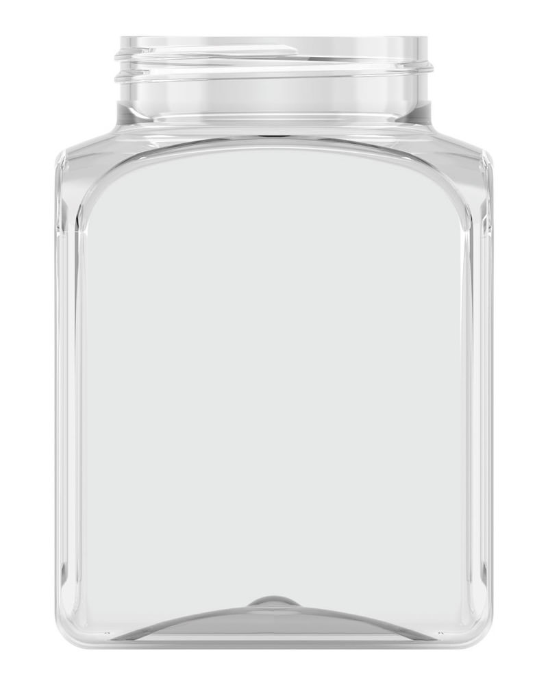Rectangular Jar 500ml 1