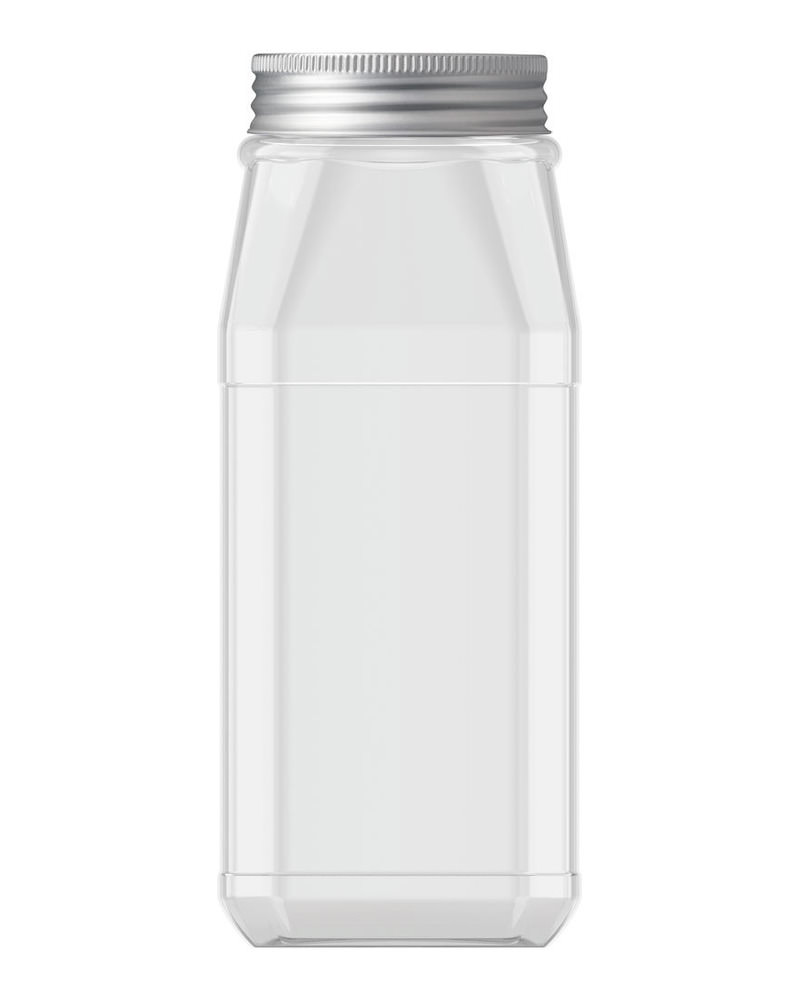 Square Jar 750ml 4