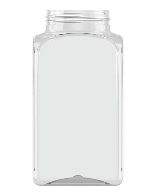 Rectangular Jar 800ml