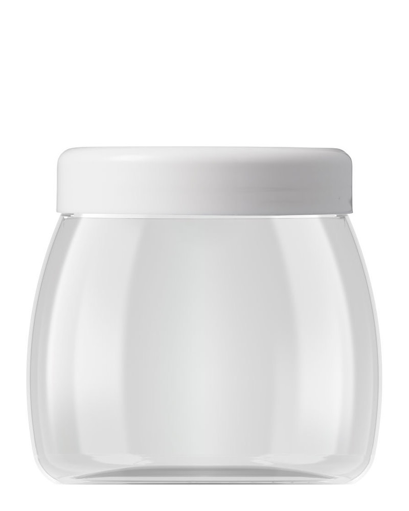 Round Jar 500ml 3