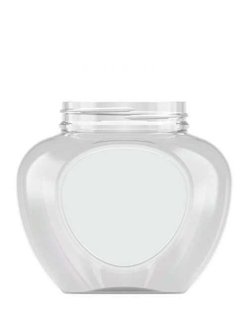 Heart Shaped Jar 1000ml
