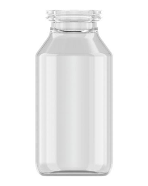 Clinch Vial Clear 20ml