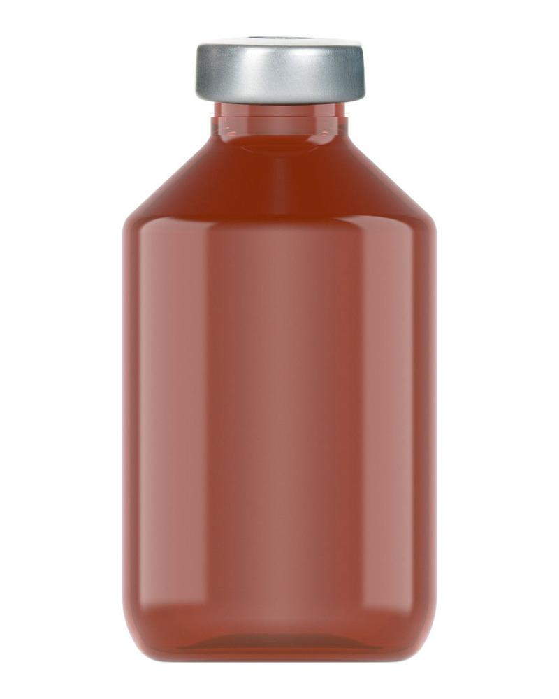 Clinch Vial Amber 50ml  3