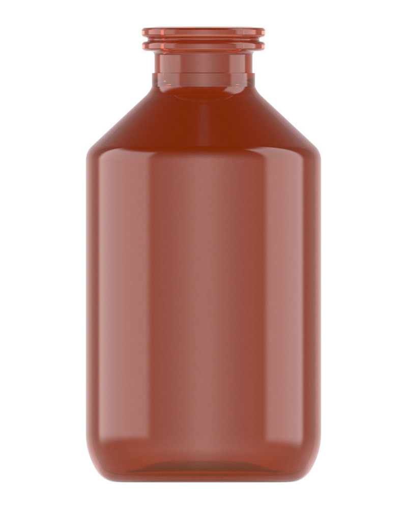 Clinch Vial Amber 50ml  1