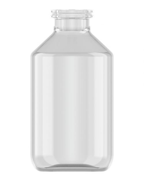 Clinch Vial Clear 50ml