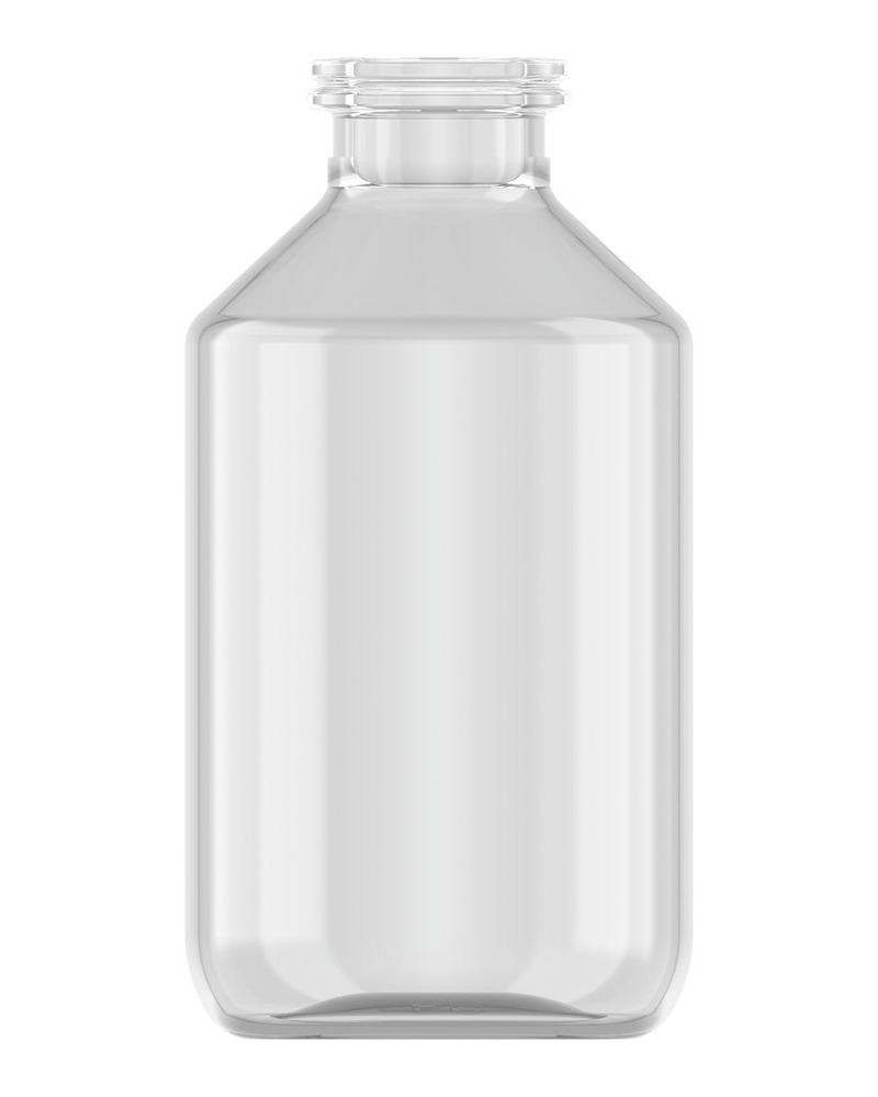 Clinch Vial Clear 50ml  1