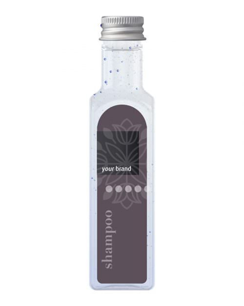 Square Bottle 75ml