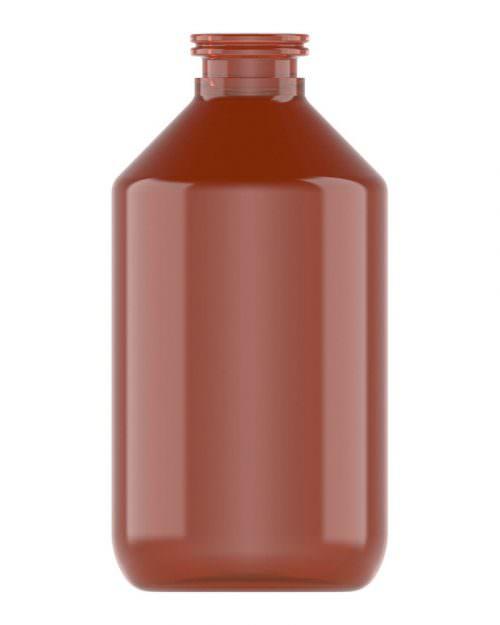 Clinch Vial Amber 100ml