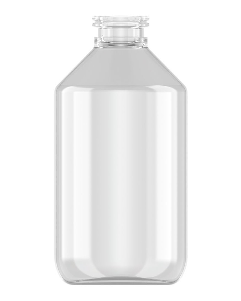 Clinch Vial Clear 100ml  1