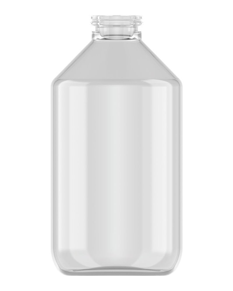Clinch Vial Clear 125ml 1