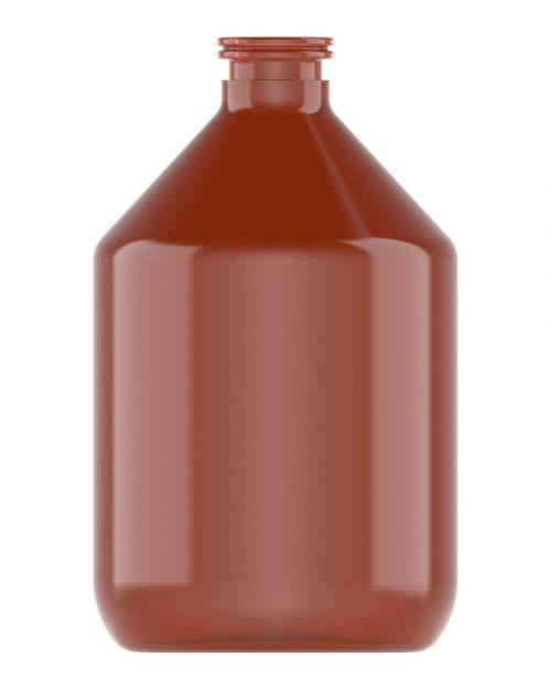 Clinch Vial Amber 200ml