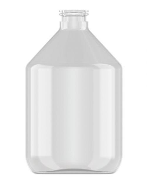 Clinch Vial Clear 200ml