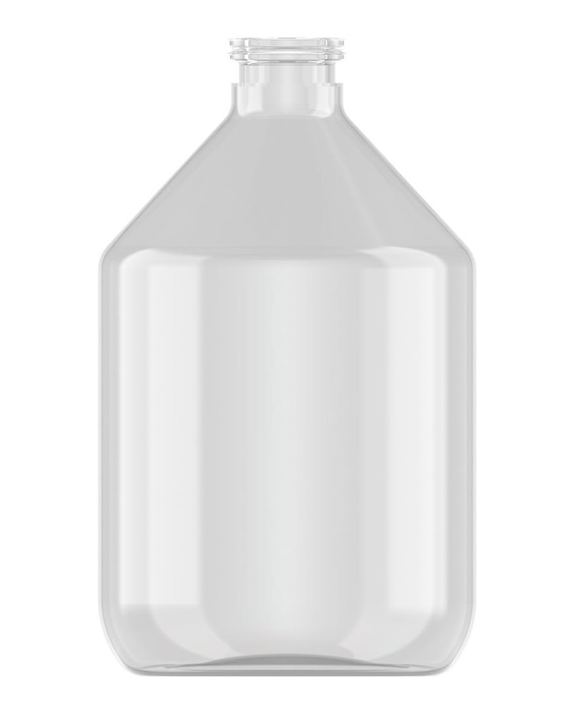 Clinch Vial Clear 200ml 1