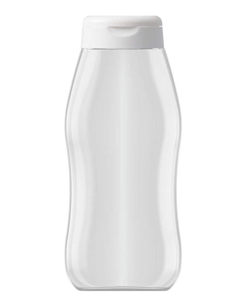 Oval Bottle 300ml 3