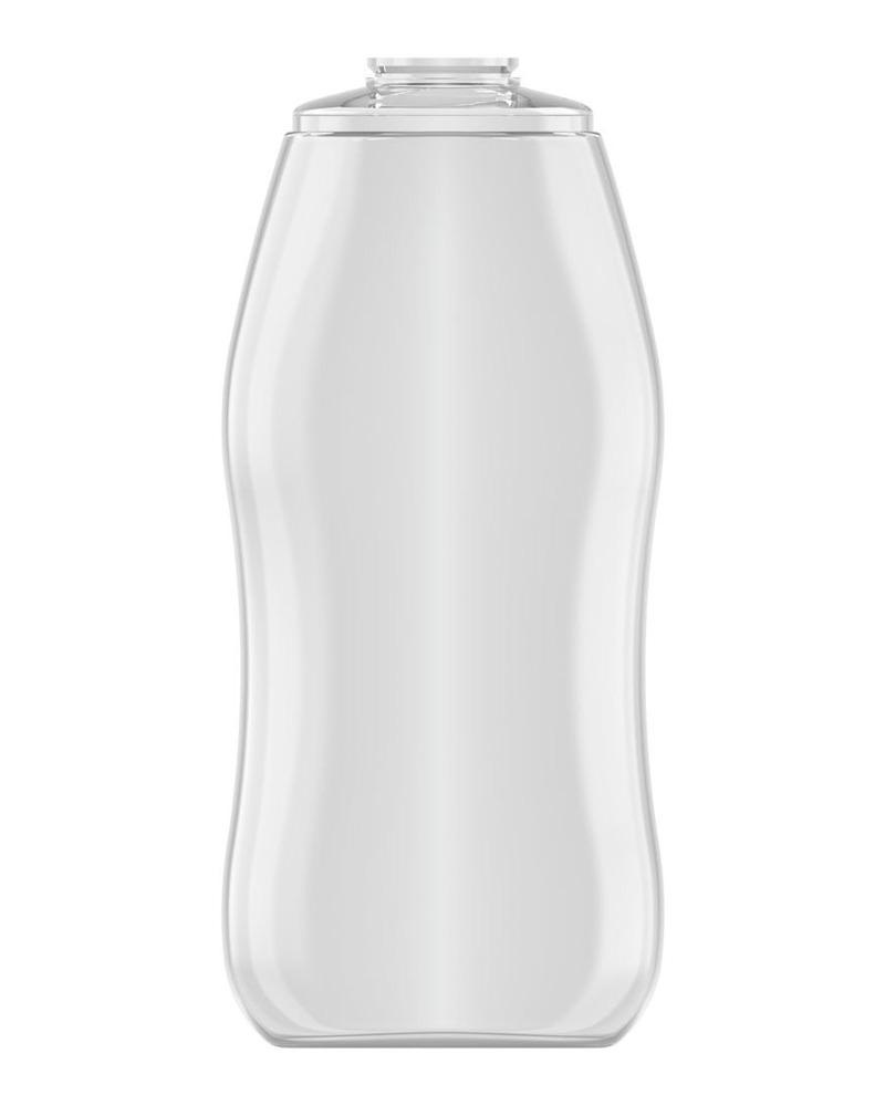 Oval Bottle 300ml 1