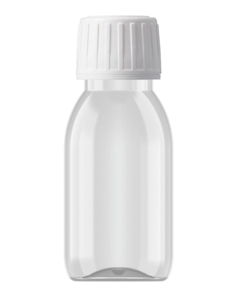 Tall Round Bottle 60ml 6