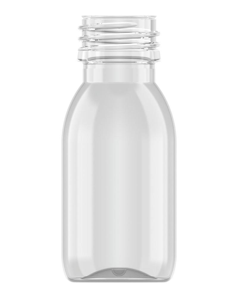 Tall Round Bottle 60ml 1