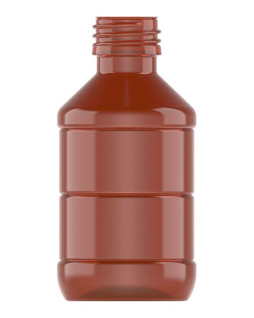 Ribbed Veral Amber 150ml