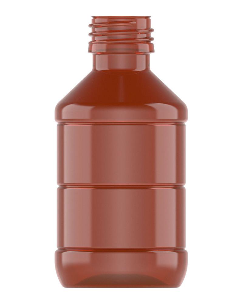 Ribbed Veral Amber 150ml 1